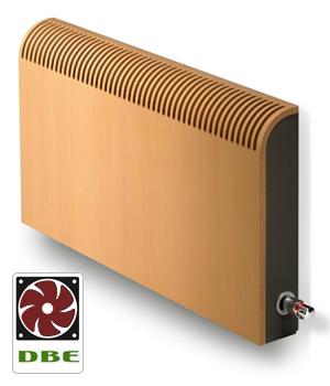 Настенный конвектор Jaga Knockonwood DBE | H-300 B-90