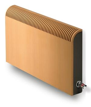 Настенный конвектор Jaga Knockonwood | H-300 B-110