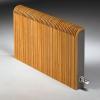 Настенный конвектор Jaga Knockonwood DBE | H-800 B-110