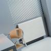 Конвектор на стену Jaga Tempo | H-500 B-115
